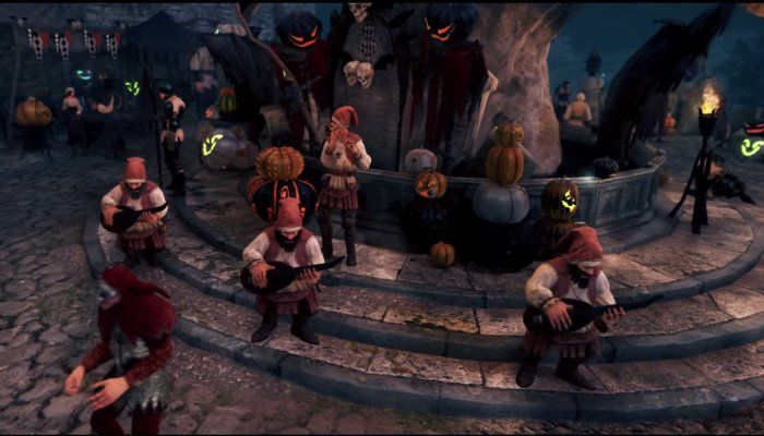 Halloween Challenges & Chills Await the Rise of the Blood Moon - MMORPG.com