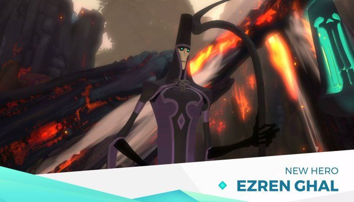 Season of Souls Introduces New Hero, Ezren Ghal - Gigantic - MMORPG.com