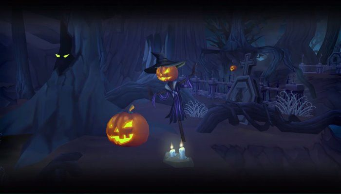 Challenge Your Fears in the Spooky Graveyard Event Dungeon - Elsword News