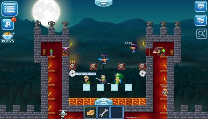 Pixel Worlds Kicks Off its Halloween Celebration Today