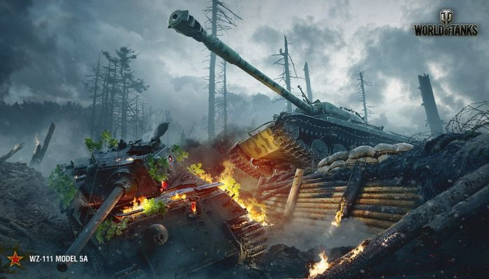 Realm of the Fallen Tanks Blasts Into Game - World of Tanks - MMORPG.com