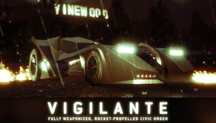Celebrating 4 Years with GTA$ and the Weaponized Vigilante