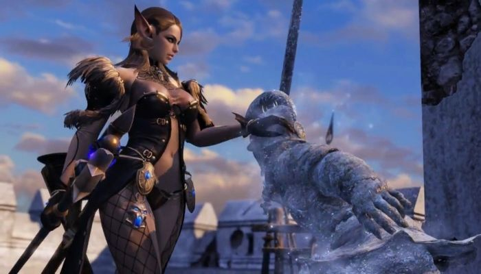 Bless online mmorpg release date us