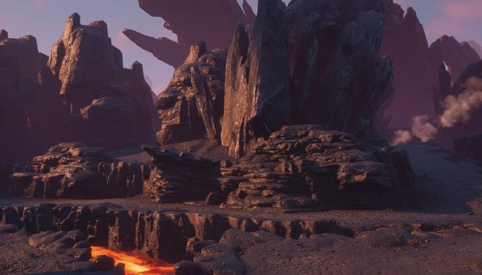 Better Rivers, a New Volcanic Location & Mech Animations Complete - Project Genom News