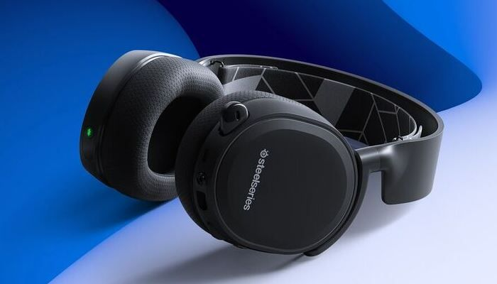 SteelSeries Announces Arctis 3 Bluetooth Headset