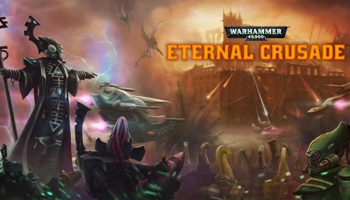 Challenges 1.0, New 15v15 Promethium Map, Eldar Campaign Added in Latest Update - Warhammer 40k: Eternal Crusade News