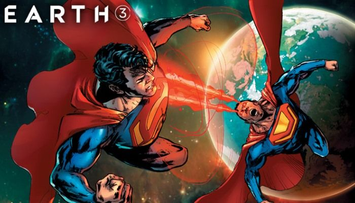 Earth 3 Episode Deployed & Superman Gets a Facelift! Huzzah! - DC Universe Online News