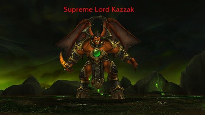 Remember Kazzak Invading Stormwind? Yeah...He's Back for WoW's 13th Anniversary - MMORPG.com