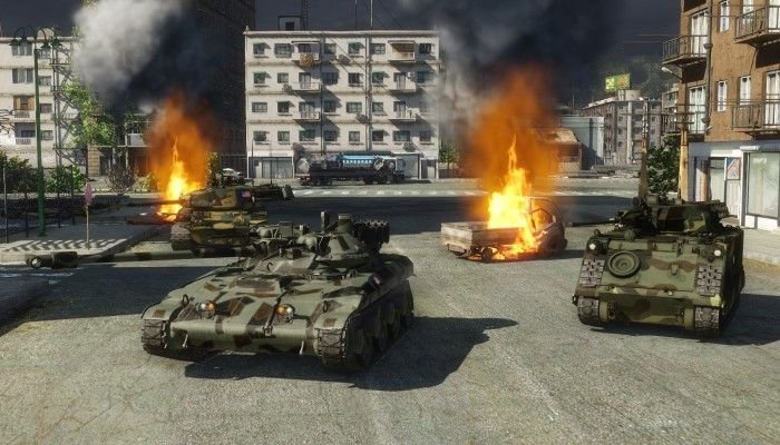 Tank Shooter Rumbles Onto Steam Packed with Content - Armored Warfare News