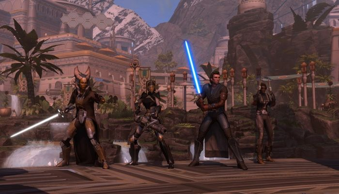 A Traitor Among the Chiss Update Launches - Star Wars: The Old Republic News