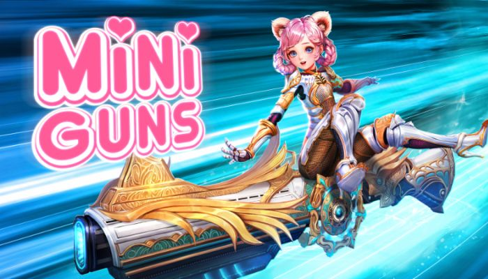 Miniguns Update Launches Today with Elin Gunner - MMORPG.com