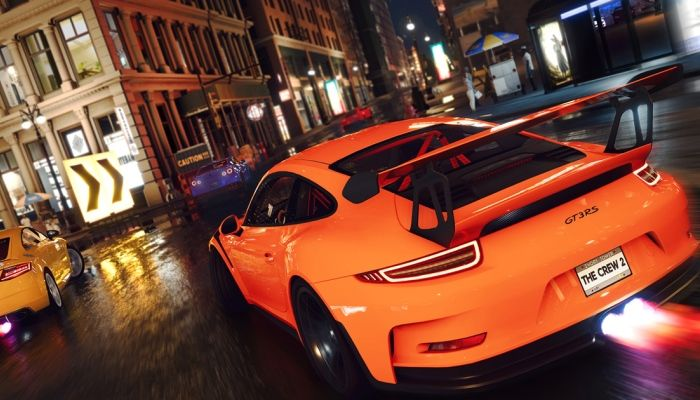 Ubisoft Reveals a Slightly Delayed Release Date - The Crew 2 News