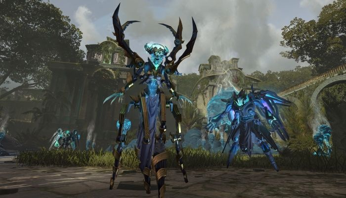 Demonic Dawn Expansion Released for PlayStation 4 - Skyforge News