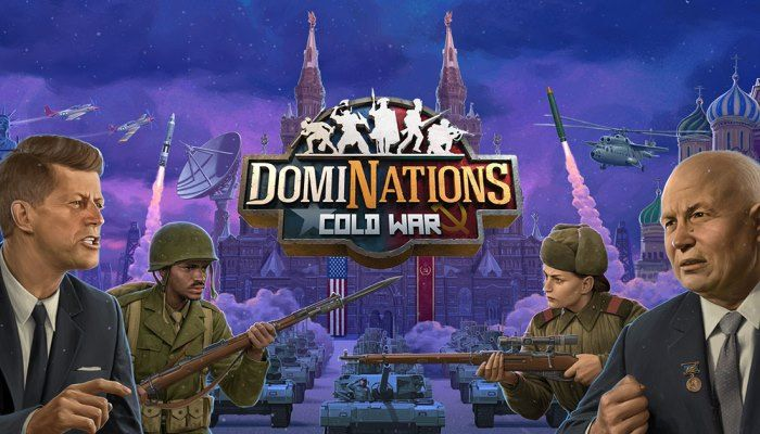 DomiNations Launches the Cold War Update