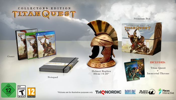 Titan Quest Coming to All Current-Gen Consoles in 2018