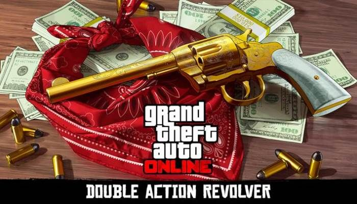 The Rumors Are True! Unlock a Red Dead Redemption 2 Revolver in GTAO - Grand Theft Auto Online News