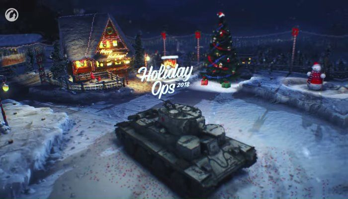 WoT Holiday Fun & Cheer Headed Your Way - World of Tanks News