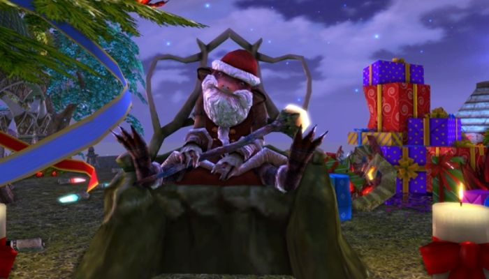 Trion Brings Holiday Cheer to All Its Games