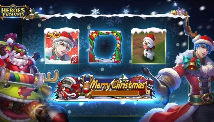 Join In with Christmas Cheer During Special Events  - Heroes Evolved News