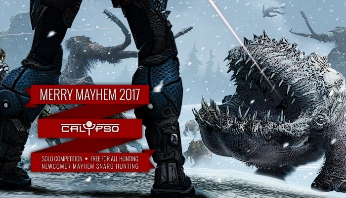 Players Invited to Partake in Merry Mayhem - MMORPG.com