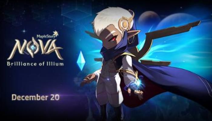 New Magical Hero, Illium, Arrives - MapleStory News