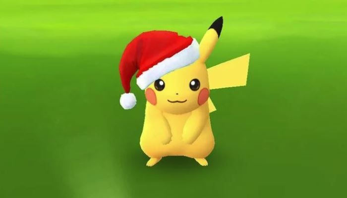 In Today's Update, Festive Pikachu Returns Along with New Friends - Pokemon Go News