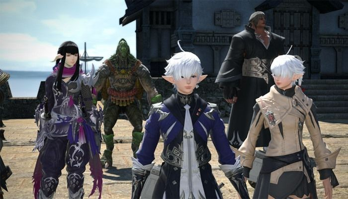 Rise of a New Sun Teaser Page Opens, Main Scenario Teased - Final Fantasy XIV News