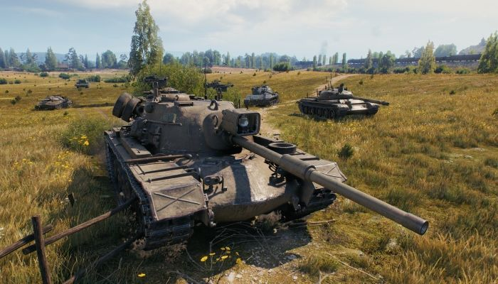 All New v1.0 Overhauls the Underlying Technological Base - Heading Out in March 2018 - World of Tanks News