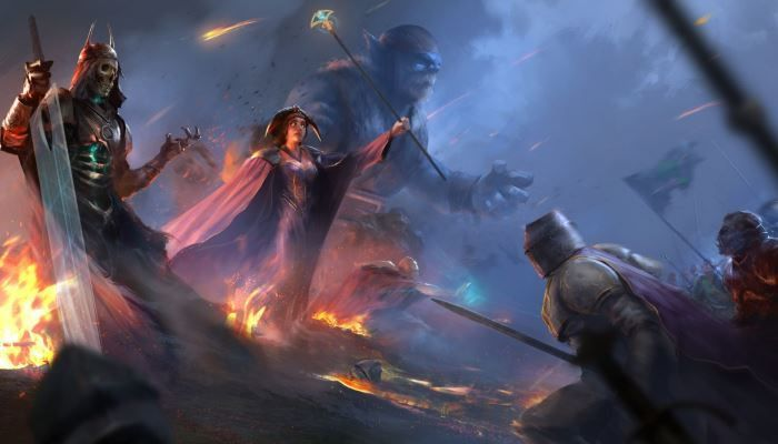 Endless Conquest Limited F2P Announced + Alternative Ruleset Servers - Dark Age of Camelot News