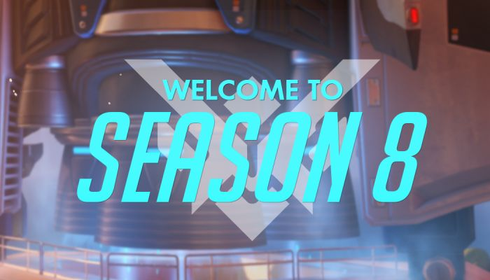 Competitive Season 8 Begins with Several Changes - Overwatch News