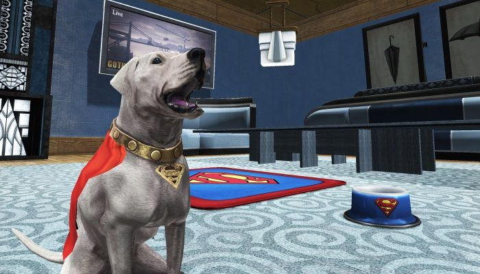 Anti-Monitor Anniversary Event Begins & KRYPTO Makes an Appearance! - DC Universe Online News