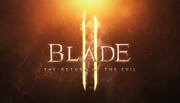 Mobile Action RPG Blade II Ready to Begin CBT in South Korea