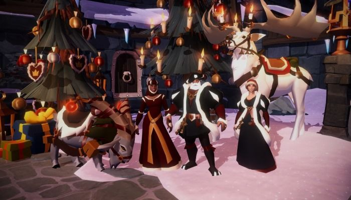 Breath of Winter Celebration Lets You Keep the Holiday Feeling Alive - Albion Online News