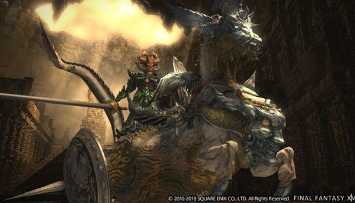 Creating a Boss from Start to Finish - Final Fantasy XIV News