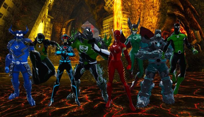Daybreak Celebrating 7 Big Years in a Superhero-Sized Way - DC Universe Online News