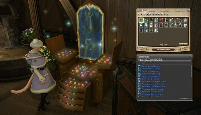 4.2 Microsite Updated with Information about Beast Tribe Quests, The Feast, Glamours & More - Final Fantasy XIV News