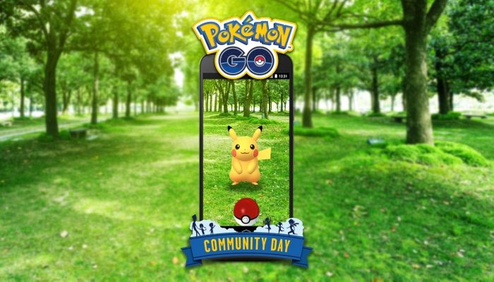 First-Ever Community Day Announced Via New Developer Blog - Pokemon Go News