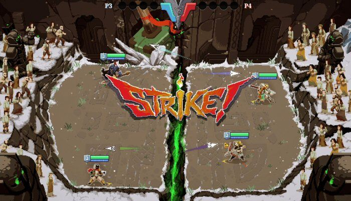 Strikers Edge Closed Beta Key Giveaway!