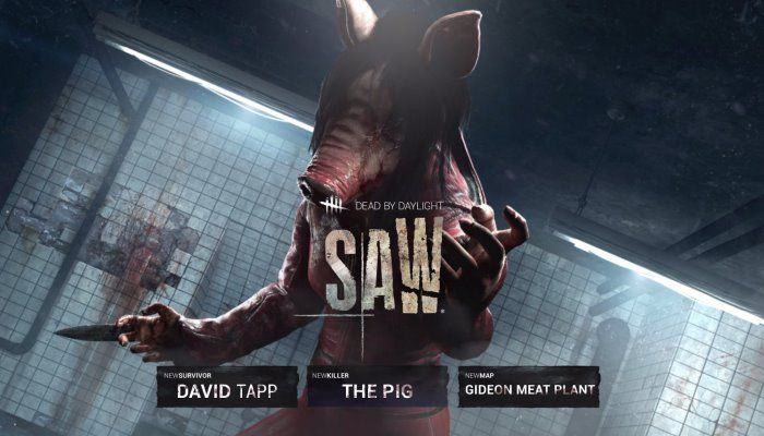 The SAW Chapter Launches for PC, XBox One & PlayStation 4 - Dead By Daylight News