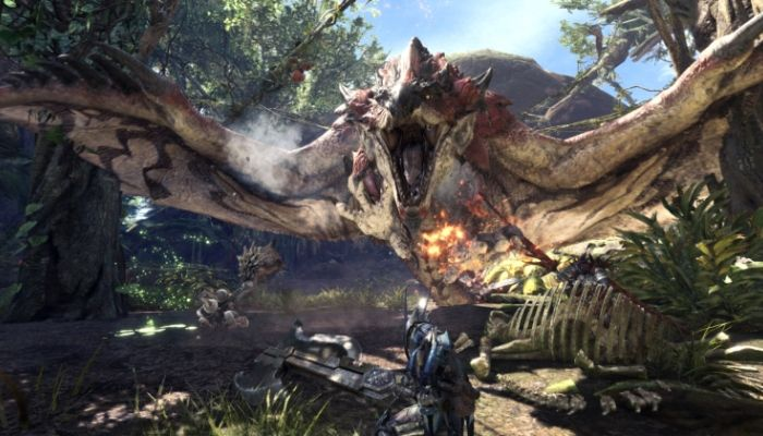 Monster Hunter World Arrives for Console Tomorrow - Here's What the Critics Say