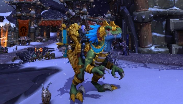 Ion Hazzikostas Live Q&A Blog - Big PvP Changes, Allied Races & More in BfA