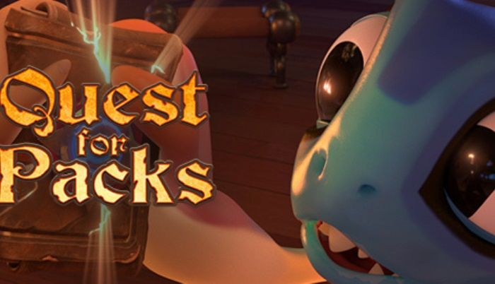 Quest for Packs Sweepstakes Offers You a Chance to Win 3,000 Card Packs - Hearthstone News
