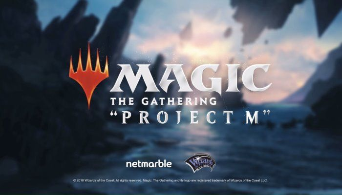 NetMarble & Wizards of the Coast Collaborating on Magic: The Gathering Mobile