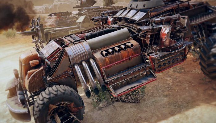 Firestarter Faction Blazes Its Way Into the Game - Crossout News