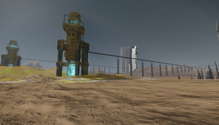 New Adventures & Opportunities on Arkadia Moon, an All New Location Coming in 2018 - Entropia Universe News