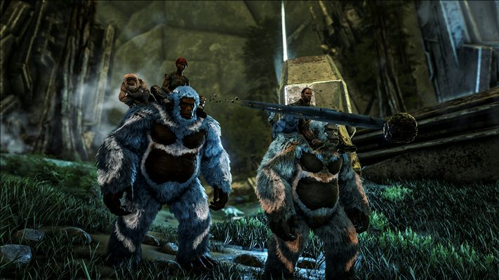 #MateBoosted Event & TLC Phase 1 Update Launched - ARK: Survival Evolved News