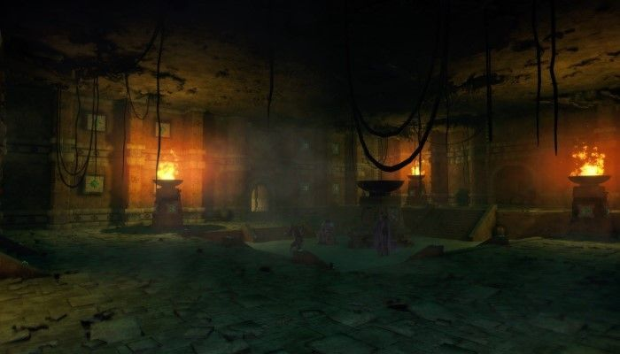 Take a Tour of the Underground Maze Beneath the Lost City of Omu - Neverwinter - MMORPG.com