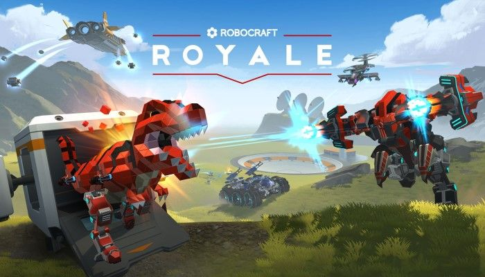 Freejam Introduces 'Robocraft Royale', Its Unique Take on Battle Royale - Robocraft News