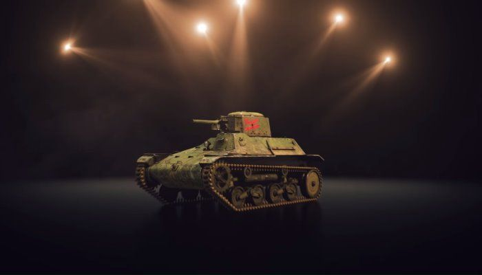 Wargaming Celebrating WoT Console's 4th Anniversary with a Free Tank - World of Tanks News