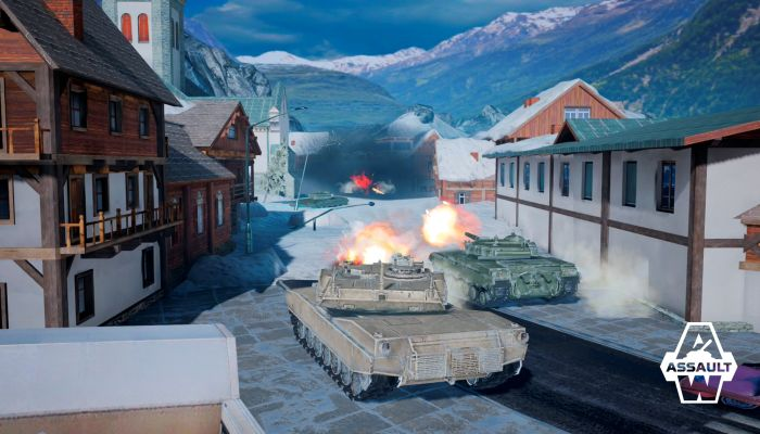 My.com Launches 'Assault' Mobile Tie-In - Armored Warfare News